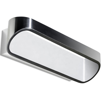 Elliptical Satin LED Wall Light